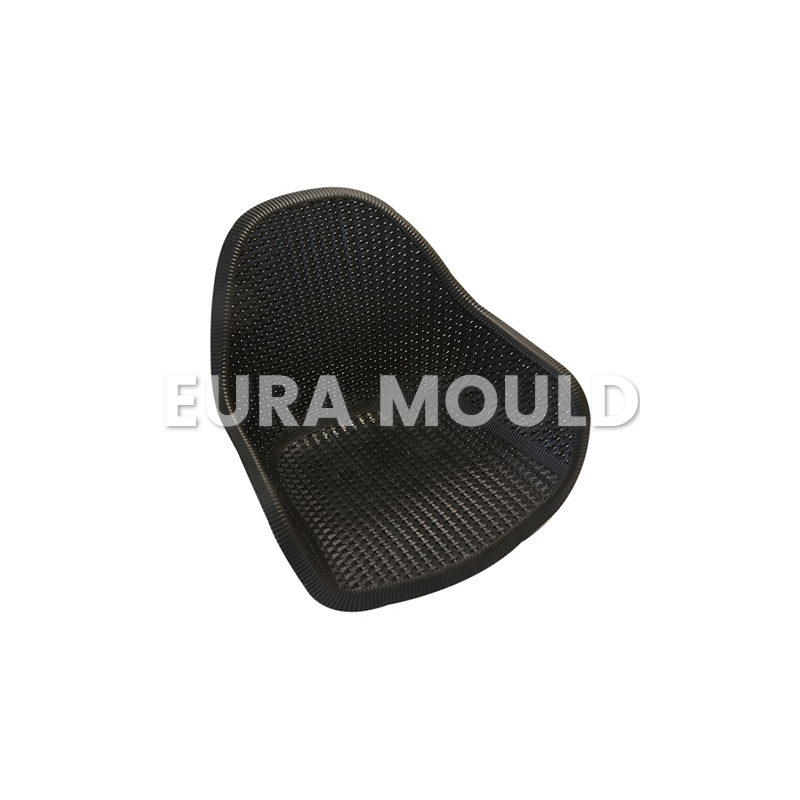 Rattan Design Chair Back Mould